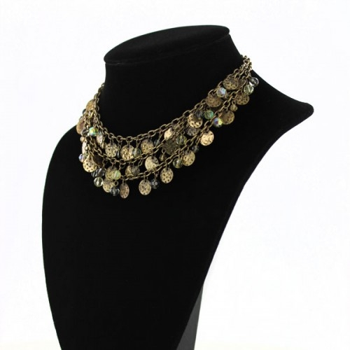 20 x Vintage Style Choker Necklaces