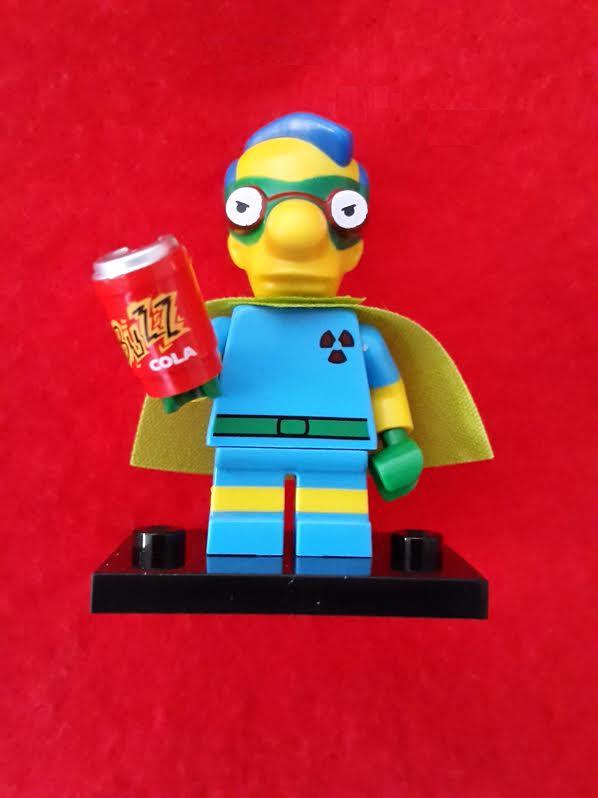 Lego Minifigures - The Simpsons S2 - Fallout Boy